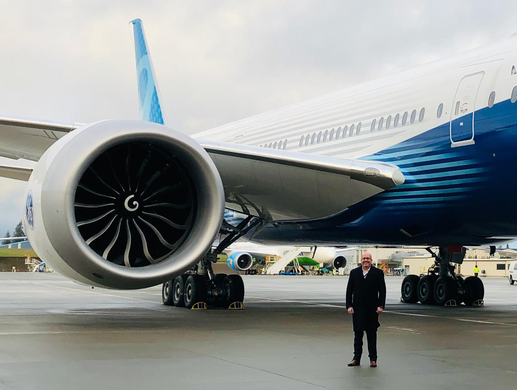 GE GE9X Boeing 777X