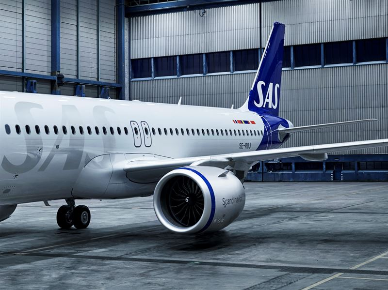 LEAP-1A SAS Airlines CFM International GE Aviation Airbus