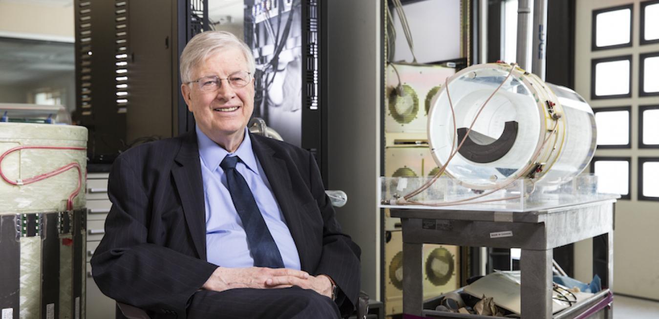 John Schenck MRI GE Research