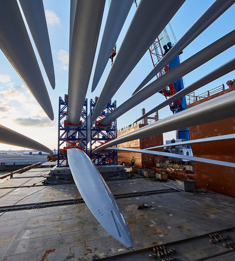 LM Wind Power blades