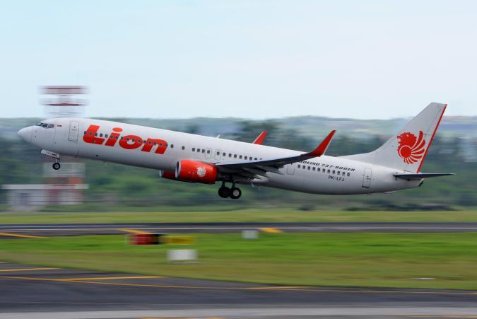 PK Lion Air 737-900ER PK-LFJ
