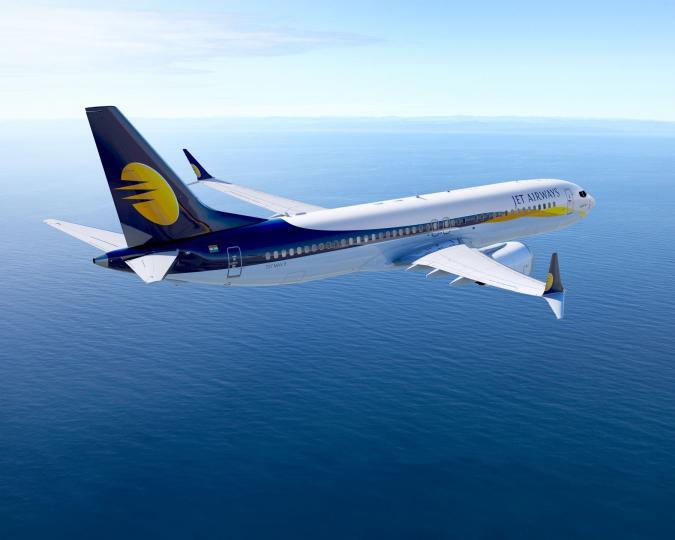 Jet Airways 737 MAX8