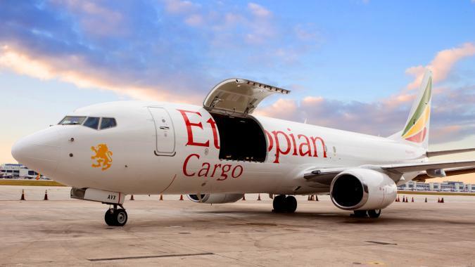 AEI's Inaugural Converted 737-800SF