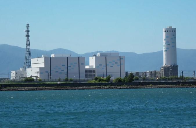 石狩湾新港発電所外観の写真