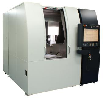 GE、Synova、マキノはレーザーマイクロジェット®技術を導入した 高性能製造装置を共同開発