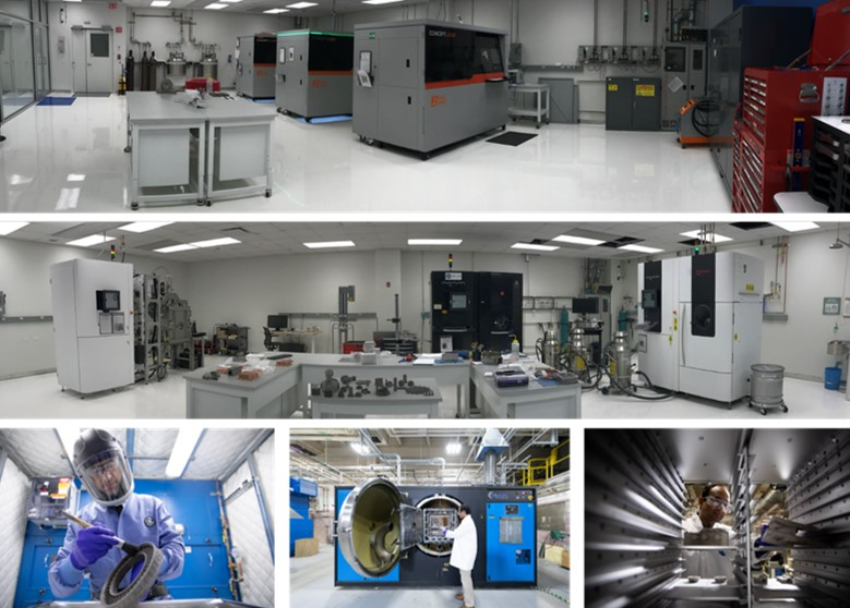 Additive Manufacturing Research Facilities | GE Research