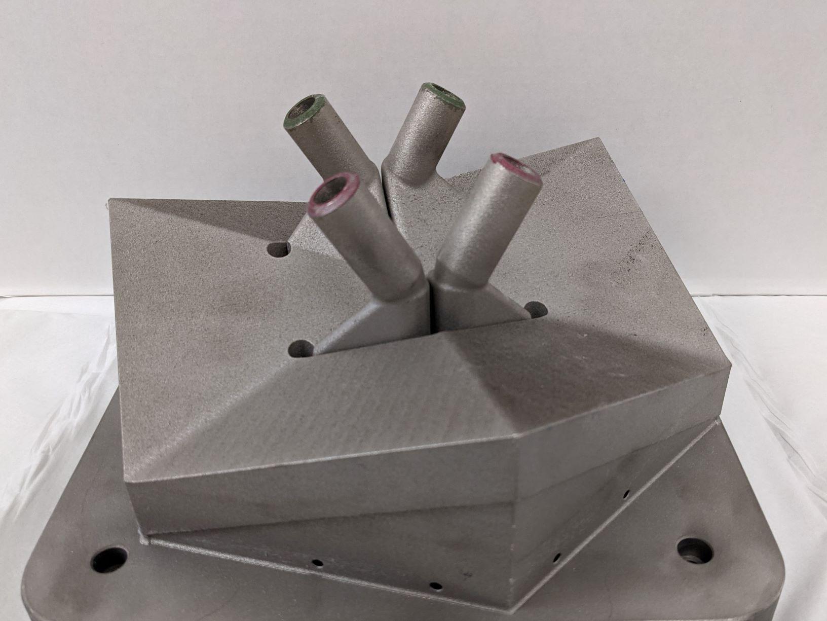 3D Heat exchanger prototype