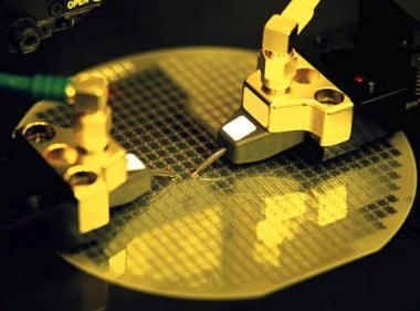 MEMS & Semiconductor Test Solution Services image