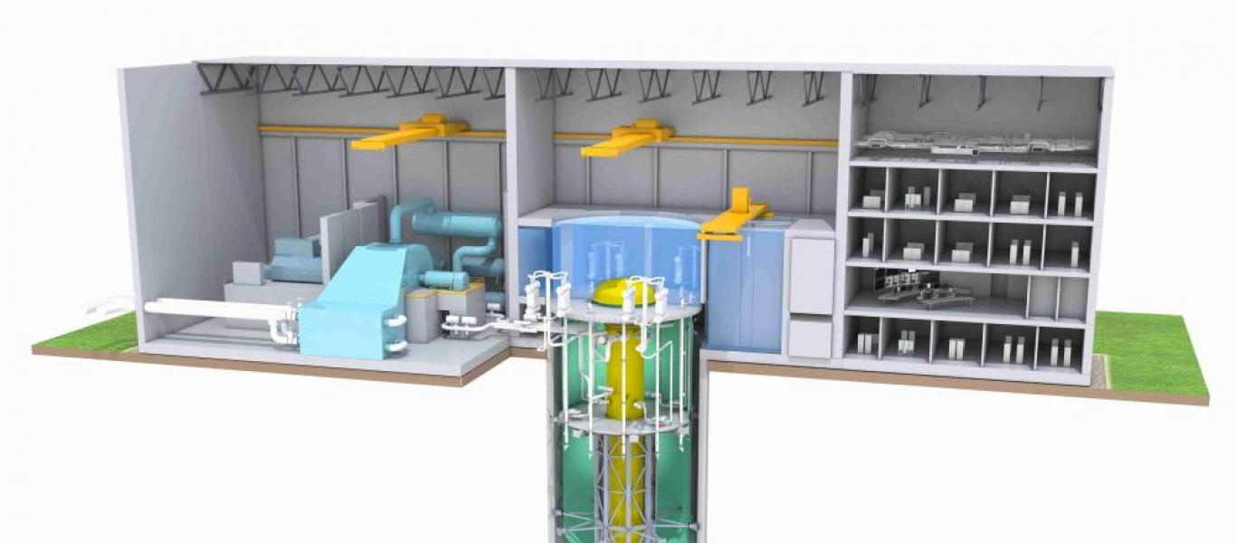 U.S. Department of Energy Awards Two Advanced Reactor Projects Utilizing the BWRX-300 Small Modular Reactor Design