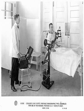Portable X-Ray Machine image