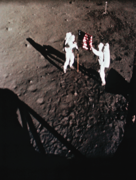 A Step on the Moon image