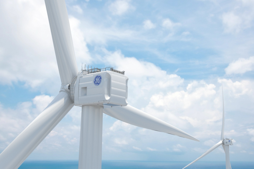 GE Offshore Haliade Wind Turbine